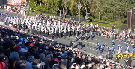 Popular Student Marching Bands Parades