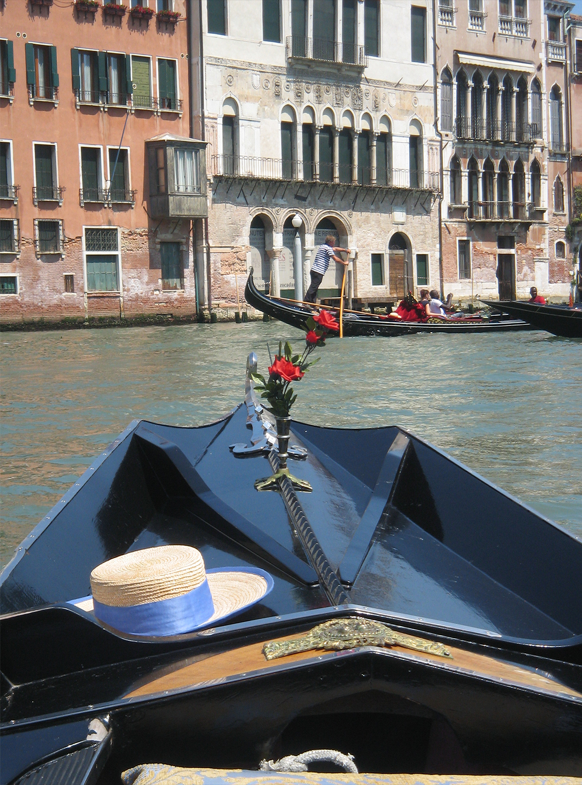 Teri Aitchison sharing a favorite memory from Venice!