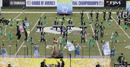The Bands of America Experience with Music Travel Consultants and Ronald Reagan High School Band