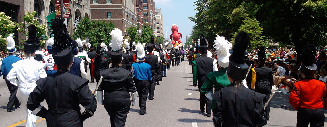 Marching Band Safety with Music Travel Consultants