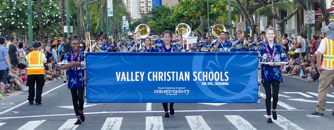 Valley Christian Conservatory - Hawaii Performance Tour with Music Travel Consultants