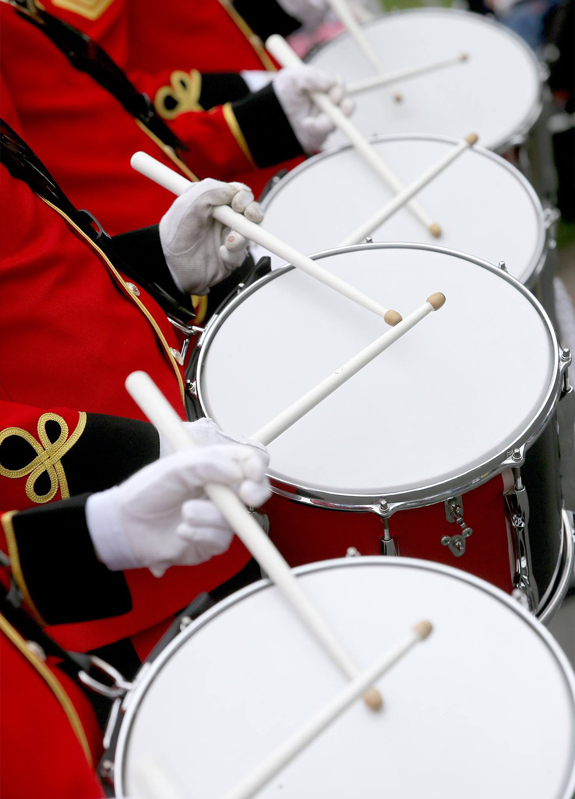 LBW is a most unique event. The city is considered to be the cultural home of marching bands and our performances such as The London Tattoo - held at London's Royal Victoria Dock - will enable participants to showcase their talents in a way that acknowledges the arts, heritage and culture that the UK is well known for.