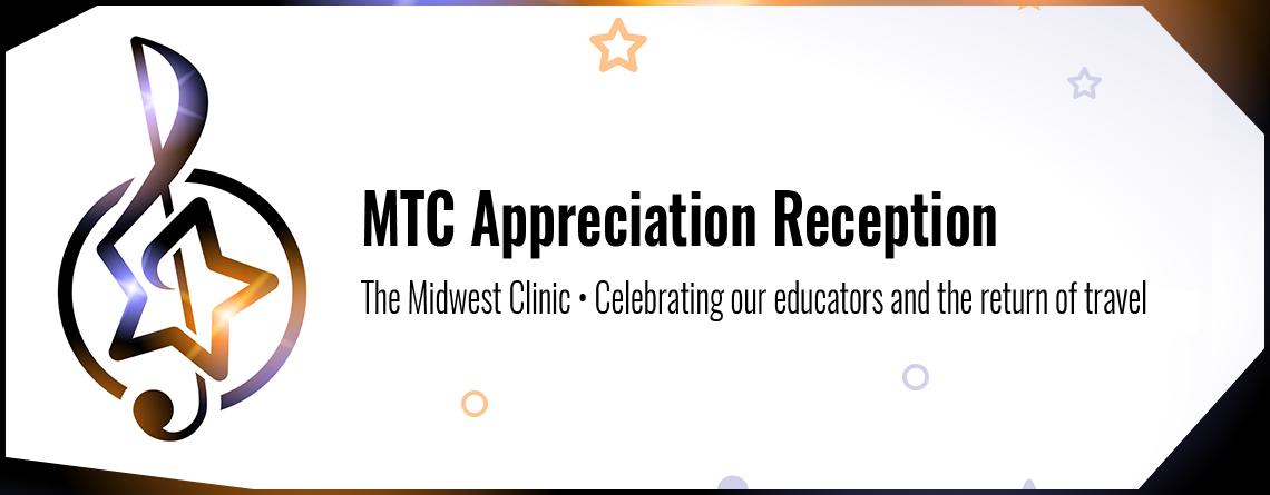 MTC Appreciation Reception