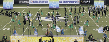 The Bands of America Grand National Championships Experience