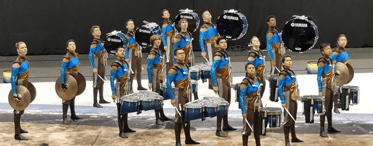 WGI Percussion World Championships with Music Travel