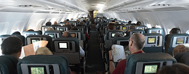 Avoiding Travel Germs on Planes