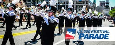 Ready to perform at the Indianapolis 500 Festival Parade and Race?
