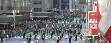 Macy's Thanksgiving Day Parade Band Tours
