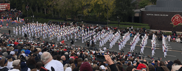 The Bands of America Honor Band's Tournament of Roses Parade® Performance