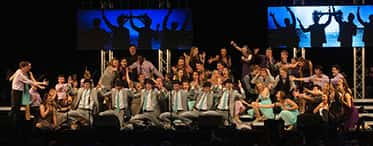 Zionsville Choirs Light Up Nashville Heart of America Stage