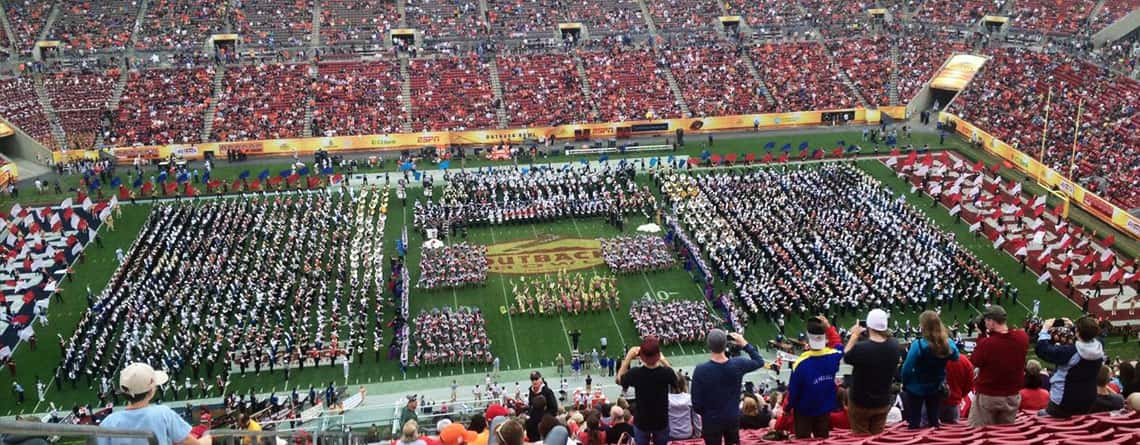 Marching Band Trips to Bowl Games