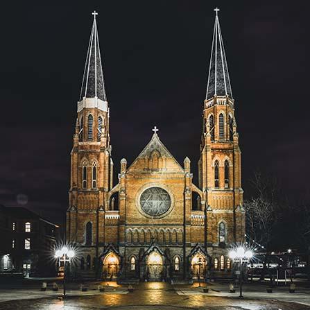 Basilica of Sainte Anne de Detroit