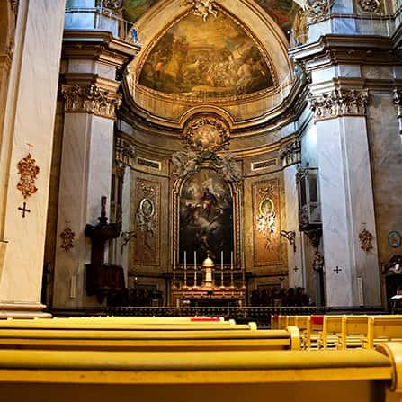Basílica Pontificia San Miguel