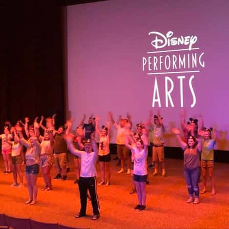 Disney Sings Workshop