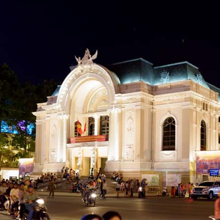 Ho Chi Minh City Municipal Theatre