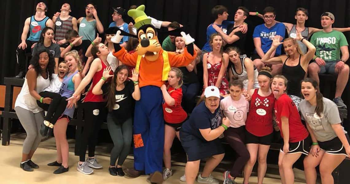 Disney Dancin' Workshop