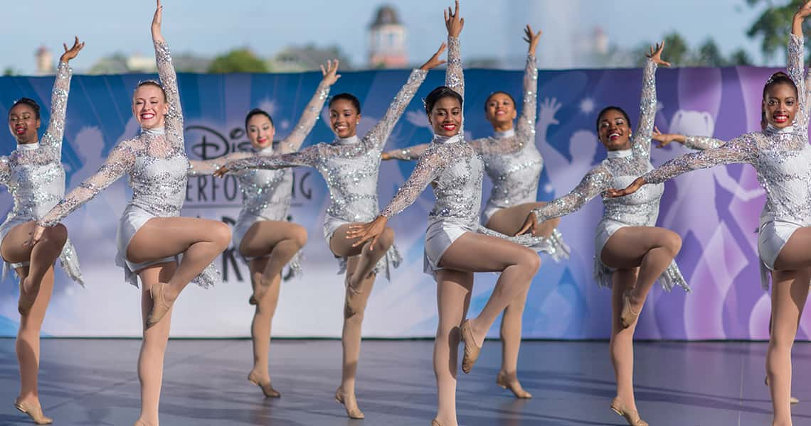 Disney Performing Arts Dance Performance