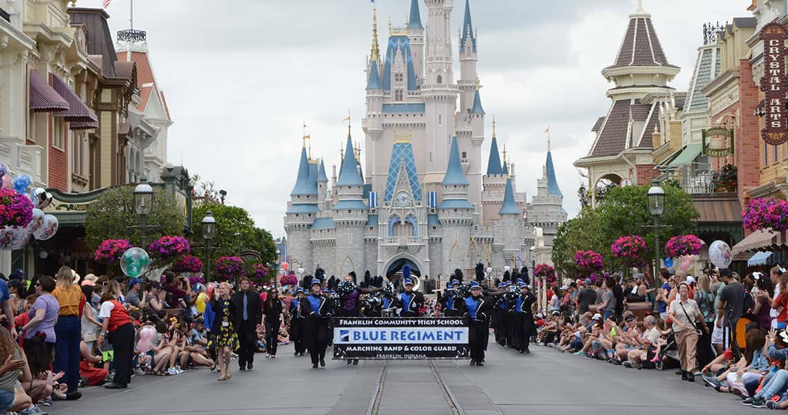 Disney Performing Arts Performance Instrumental