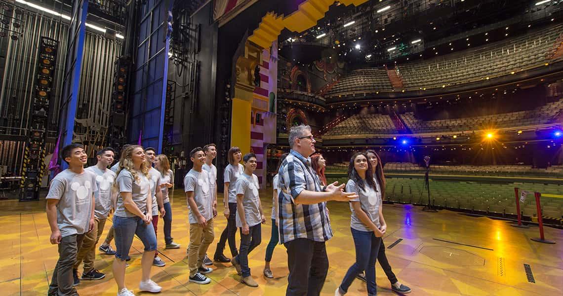 Disney Performing Arts Technical Theatre Workshop