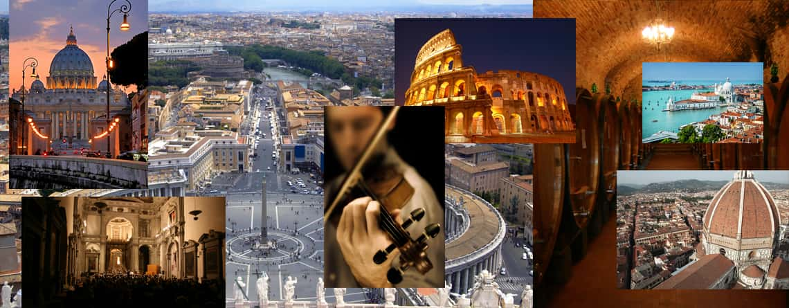 Music Travel Consultants' Music Educator Tour 2018 to Italy