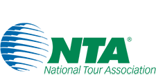 National Tour Association logo.