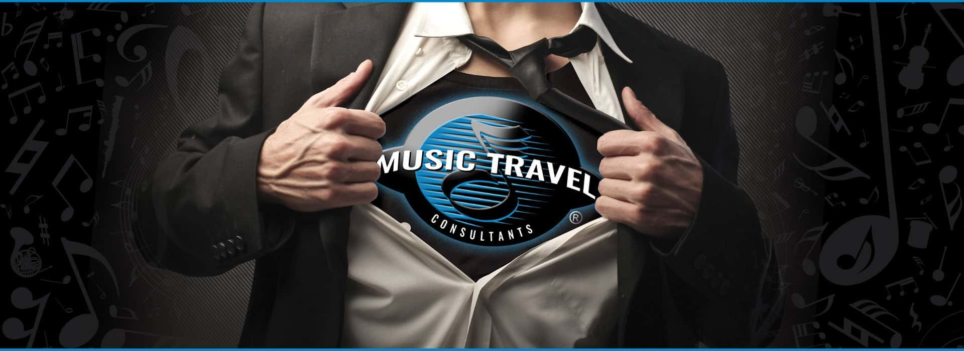 The Music Travel Consultants Tour Director