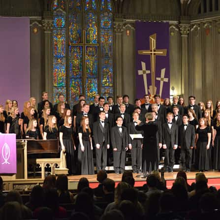 Concert Choir National Championship Series