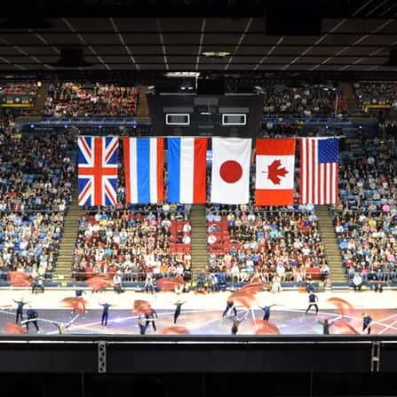 WGI Color Guard World Championships